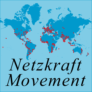 Netzkraft Movement - International network of persons and groups who commit themselves - socially, politically, ecologically or spiritually